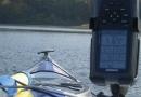 Ram Mount til GPS