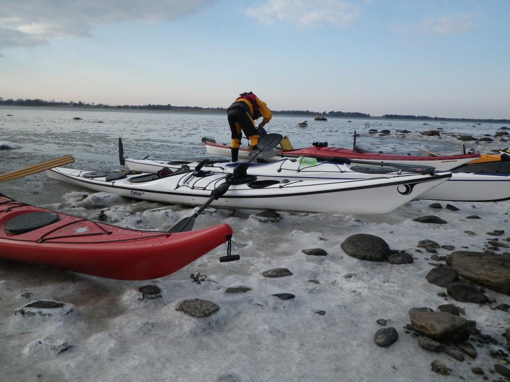 Is i Isefjorden