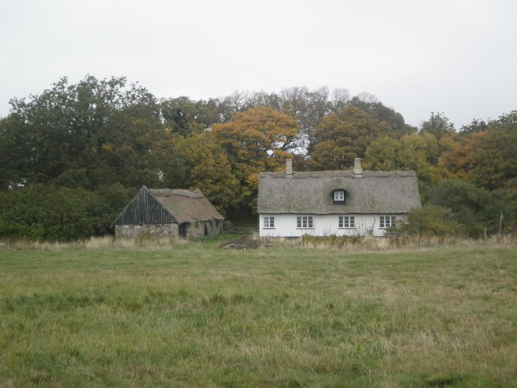 Traktørstedet på Knudshoved