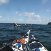Bugsering i oprørt hav