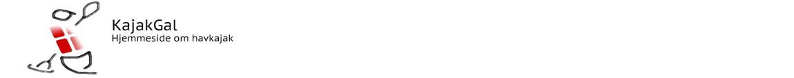 KajakGal – Oplevelser i havkajak