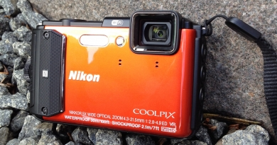 Nikon Coolpix AW130 vandtæt kamera
